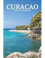 Curacao: Travel Notebook, Journal, Diary (110 Pages, Graph Paper, 5 Squares per Inch, 6 x 9)