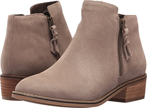 Blondo Women's Liam Waterproof Bootie Mushroom Suede 7 W US