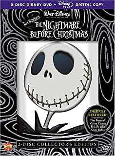the nightmare before christmas two disc collectors edition by walt disney studios home - Nightmare Before Christmas Streaming