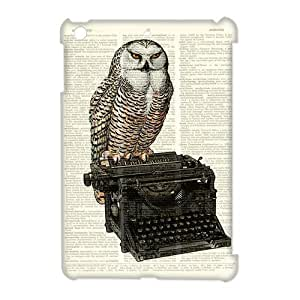 Different Style Custom Personalized Dictionary Hipster Owl Vintage Retro Ipad Mini Case Dictionary Owl Cover Ipad Mini by supermalls
