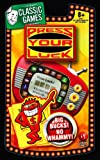 Press Your Luck Handheld Game