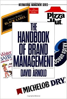 Book The Handbook of Brand Management: International Management Series