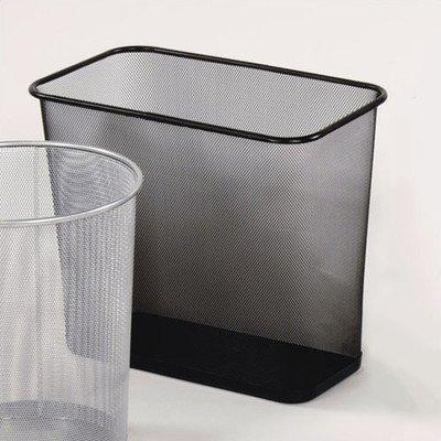 7.5-Gal. Garbage Receptacle Rectangular Wastebasket [Set of 30]