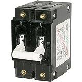 Blue Sea 7258 C-Series Double Pole Circuit Breaker - 100A-Electrical | Circuit B