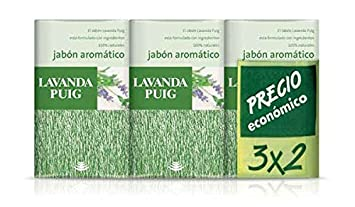 Agua Lavanda Puig By Antonio Puig For Men and Women. Set-set Of 2