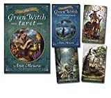 img - for The Green Witch Tarot book / textbook / text book