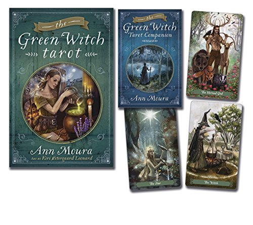 The Green Witch Tarot (Wildwood Weather)