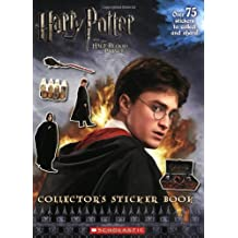 Harry Potter and the Half Blood Prince: Collector's Sticker Book (Harry Potter Movie Tie-In)