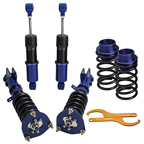 Waverspeed Coilovers Suspension Kits for Hyundai Veloster 2012 2013 2014 2015 2016 - Blue ()