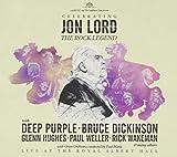 Jon Lord: Celebrating Jon Lord - The Rock Legend (Audio CD)