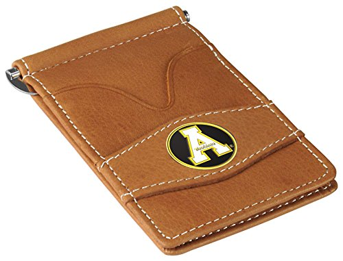 NCAA Appalachian State Mountaineers - Players Wallet - Tan