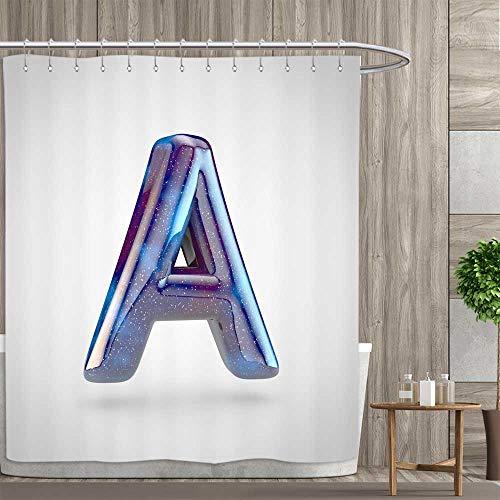 shower curtains fabric 3d render