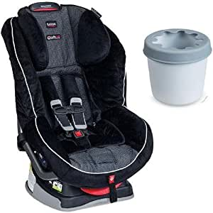 britax boulevard g4 1 convertible car seat with cup holder onyx baby. Black Bedroom Furniture Sets. Home Design Ideas