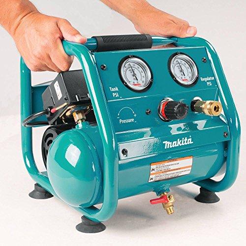 Makita Ac001 Compact Air Compressor Power Tools