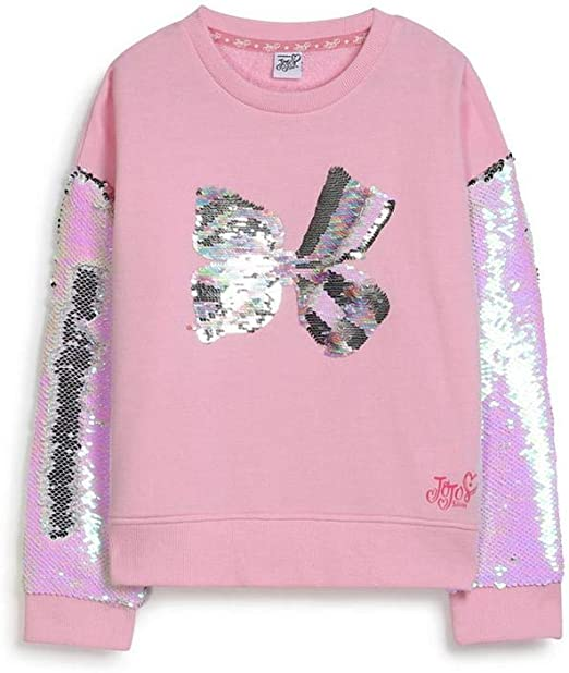 NEW Gymboree Girls Pink Quilted Sequins Dress Long Sleeves Pockets Cotton