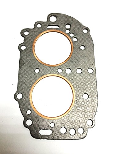 (Aftermarket Yamaha Outboard 677-11181-A0 A1 00 Cylinder Cyl Head Gasket 8HP 2 stroke)