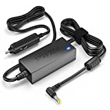 Pwr+ 65W Laptop Car Charger for Acer-Aspire E1 ES1 Battery Adapter-Power Cord: E1-571, E1-531, E1-572, E1-470P, E1-532P, E1-522, E1-521, E1-472G, E1-431, E1-532, E1-570, E1-731, E1-771, E5-551, ES1-411, ES1-711, ES1-512 ES1-521; E1-572-6870 E1-470P-6659 E1-531-2438