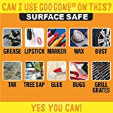 Goo Gone Adhesive Remover - 8 Ounce - Surface Safe