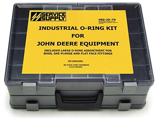 Q-Pac 480-JD-79 John Deere Industrial O-Ring Kit