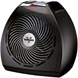 Vornado Whole Room Vortex Heater, with Digital LCD Display and 2 Speed Whisper Quiet Operation, Built-In Automatic Safety Shut-Off System, and Tip Over Protection & Energy Saving Timer Included