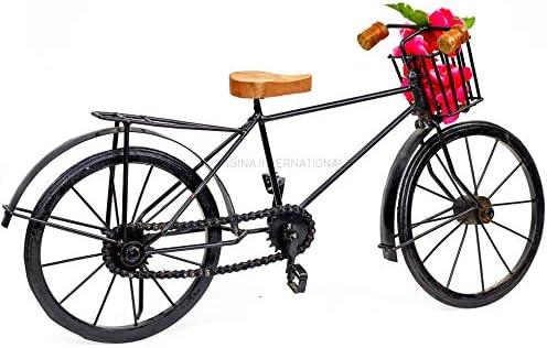 [해외]Nagina International Iron Crafted Large Model Finger Bike Boy Toy   Metal Black Children`s Game Toy Bicycle   Home Decor / Nagina International Iron Crafted Large Model Finger Bike Boy Toy   Metal Black Children`s Game Toy Bicycle ...