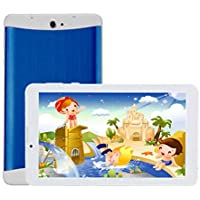 Tablet PC, 7 Tablet Android 4.4 Dual Core HD, 8GB Dual Camera Blue-Tooth Wi-Fi, 3D Game Supported