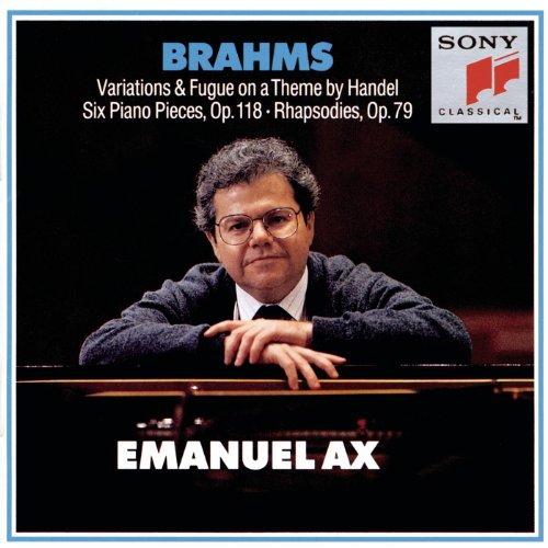 Brahms: Handel Variations, Six...