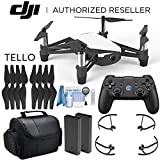 DJI Tello Mini Drone Series (Premium Bundle Controller)