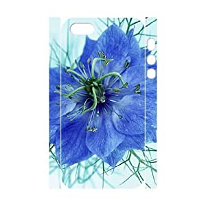 3D Case For Iphone 6 4.7 Inch Cover Case Girl Design Protective Beautiful Flowers8, Beautiful Flowers Cell Phone Case For Iphone 6 4.7 Inch Cover [White]