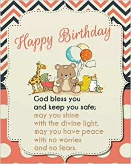 You And Keep Safe May Shine With The Divine Light Have Peace No Worries Fears Christian Friends Birthday Gift