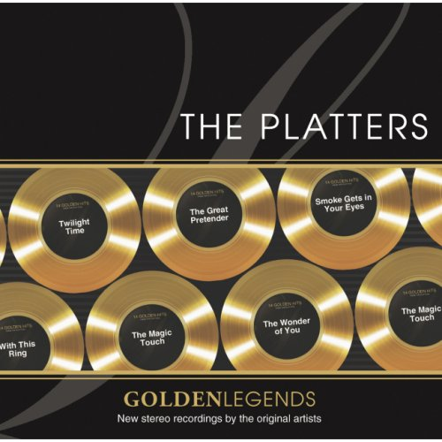 UPC 628261185122, Golden Legends: The Platters