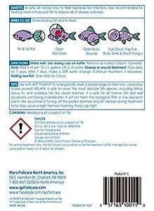 API MELAFIX Fish Bacterial Infection Remedy : Sick fish need