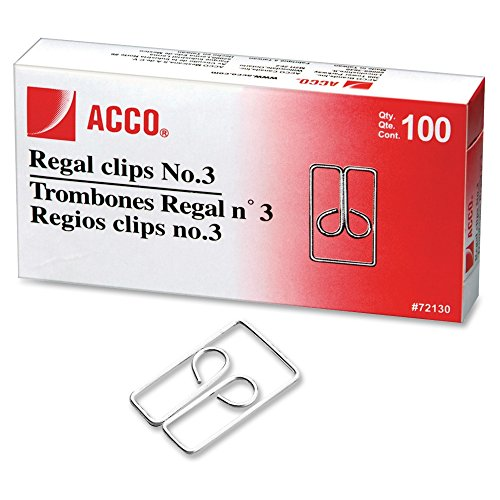 acco-regal-clips-owl-clips-smooth-finish-3-size-100-box-2-pack-200-clips-total-a7072152