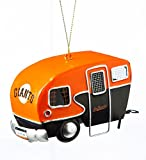 Team Sports America Metal San Francisco Giants Camper Ornament