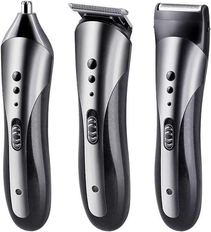 Recortadora de barba,Anself Maquina Afeitar Cortapelos Dispositivo ...