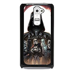 LG G2 Case Cover Cool Powerful darth vader robots Fantasy Movie Star Wars Phone Case Cover The Force Awakens series