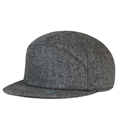5 panel with ear flaps - 5