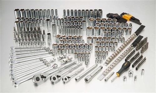 BOSTITCH BTMT72264 Mechanics Tool Set, 318-Piece