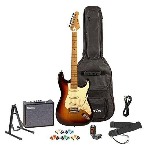 Аксессуары для гитарного Sawtooth Electric Guitar