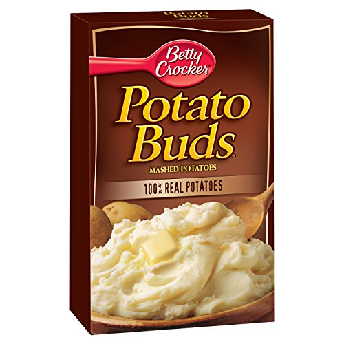 Betty Crocker Mashed Potato Buds (Pack of 6)