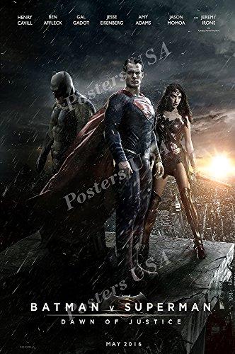 Best batman vs superman movie poster to buy in 2020