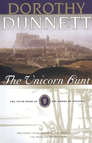 book cover of The Unicorn Hunt