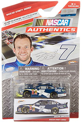 Regan Smith 1/64 Scale Diecast NASCAR Authentics With Collectors Box