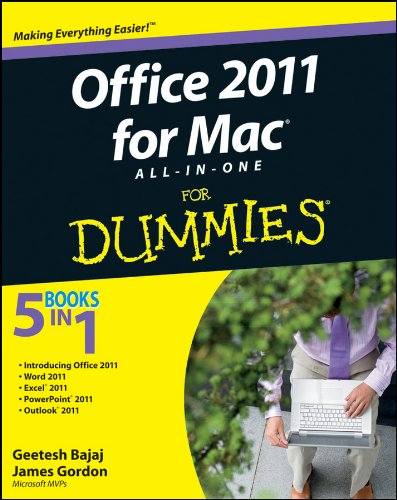 Download Office 2011 for Mac All-in-One For Dummies Pdf