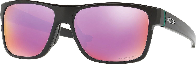 OAKLEY Crossrange Gafas de sol, Negro, 57 para Hombre