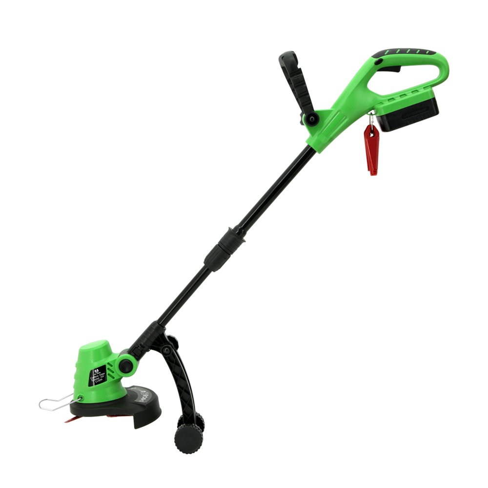 MCombo Lithium Cordless High Performance Trimmer and Edger 18V MAX 10""