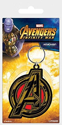 1art1® Los Vengadores - Infinity War, Avengers Symbol ...