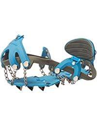 Summit Heavy Duty Traction Cleats with Carbon Steel Spikes for Snow and Ice