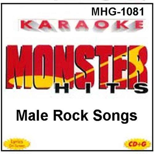 Monster Hits Karaoke #1081 - Male Rock (Monster Hits Karaoke)