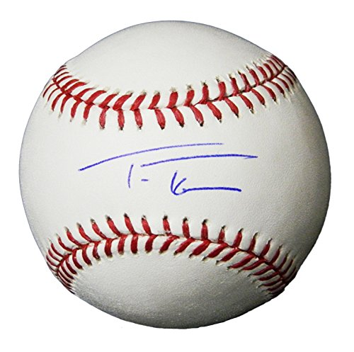 Trea Turner Signed Rawlings Official MLB Baseball